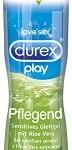 Durex Play and Care Gleitgel fuer Frauen mit Aloe Vera