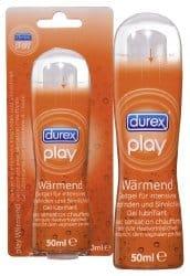 durex Play wärmend Gleitgel im großen Test 84/100