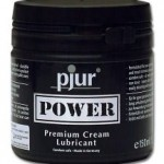 pjur Power Premium Cream Tiegel