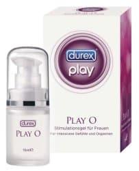 Durex Play O Stimulationsgel für Frauen im Gleitgel Test 84/100