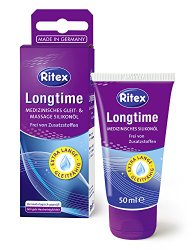 Ritex Longtime – Medizinisches Silikonöl im Test 74/100