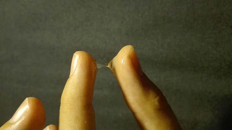 Lovehoney Discover Analgleitmittel auf Wasserbasis 100 ml Konsistenz