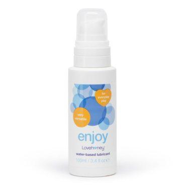Lovehoney Enjoy Gleitmittel auf Wasserbasis 100ml im Test 8,5/10
